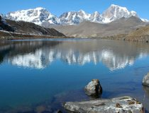 Crow's Lake in northern Sikkim, cc Carsten.nebel (License - https://commons.wikimedia.org/wiki/Commons:GNU_Free_Documentation_License,_version_1.2), modified, https://commons.wikimedia.org/wiki/File:Crows_Lake_in_North_Sikkim.jpg
