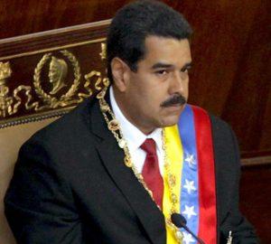 Cancillería del Ecuador from Ecuador, cc https://creativecommons.org/licenses/by-sa/2.0/deed.enPosesión de Nicolas Maduro como Presidente de la República Bol - https://commons.wikimedia.org/wiki/File:Nicol%C3%A1s_Maduro_assuming_office.jpg