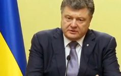 President_Poroshenko_A142014, cc Youtube NEWS UTR,