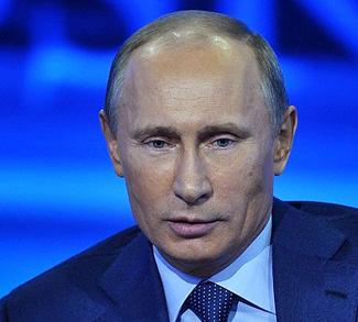 PutinCAllin, cc Kremlin.ru, http://en.kremlin.ru/events/president/news/17976
