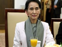 This file was provided to Wikimedia Commons by the Chancellery of Senate of the Republic of Poland as part of a cooperation project with Wikimedia Polska., https://commons.wikimedia.org/wiki/File:Aung_San_Suu_Kyi_Senate_of_Poland.JPG