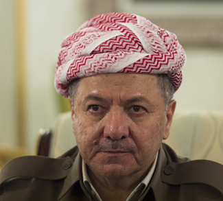 Barzani, cc Chairman of Joint Chiefs of Staff, Wikicommons https://commons.wikimedia.org/wiki/File:President_of_Iraqi_Kurdistan_Masoud_Barzani.jpg