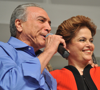 RouseffTemer, cc Agência Brasil - EBC, modified, Wikicommons - https://commons.wikimedia.org/wiki/File:Dilma_Rousseff_Michel_Temer.png