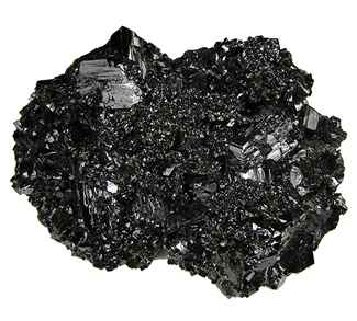 cc Rob Lavinsky iRocks, modified, https://commons.wikimedia.org/wiki/File:Cassiterite-253925.jpg