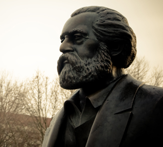 Marx, cc Flickr fhwrdh, modified, https://creativecommons.org/licenses/by/2.0/