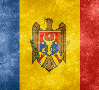 MoldovaFlag, cc Nicholas Raymond, modified, Flickr, http://freestock.ca/flags_maps_g80-moldova_grunge_flag_p1081.html