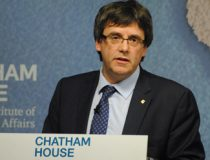 Puigdemont, cc Flickr Chatham House, modified, https://creativecommons.org/licenses/by/2.0/