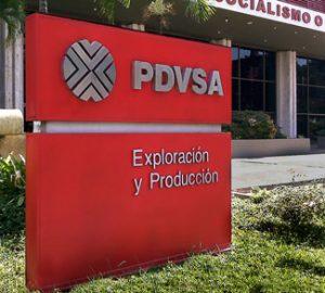 PDVSA_5_de_Julio, cc 'The Photographer' Wikicommons, modified, https://commons.wikimedia.org/wiki/File:PDVSA_5_de_Julio.jpg