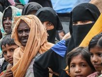 Rohingya_displaced_Muslims_02, Tasnim News Agency, modified, https://commons.wikimedia.org/wiki/File:Rohingya_displaced_Muslims_02.jpg