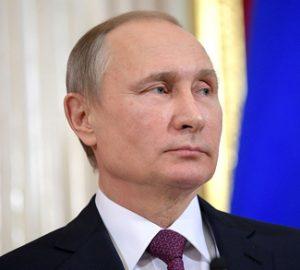 Vladimir_Putinddd, cc The Russian Presidential Press and Information Office, modified, https://commons.wikimedia.org/wiki/File:Vladimir_Putin_(2017-01-17).jpg