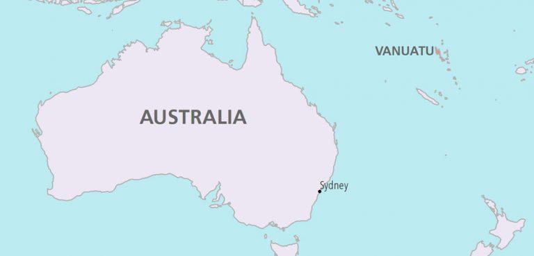 AustraliaVanuatu