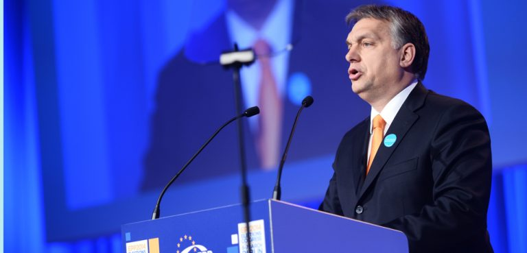 Orban, cc Flickr European People's Party, modified, https://creativecommons.org/licenses/by/2.0/