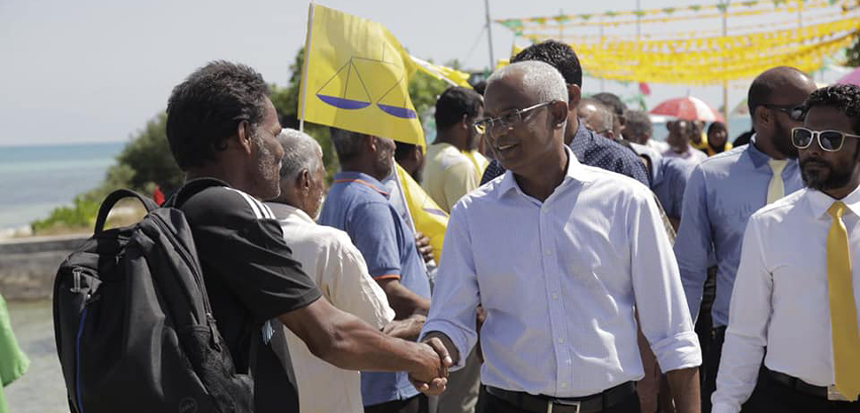 Ibrahim_Mohamed_Solih_-_Maldives2, cc Wikicommons, modified, Asimoosa, https://commons.wikimedia.org/wiki/File:Ibrahim_Mohamed_Solih_-_Maldives2.jpg
