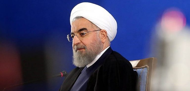 CC 4.0, https://commons.wikimedia.org/wiki/File:Hassan_Rouhani_press_conference_following_2017_election_victory_12.jpg, This is an image from the Tasnim News Agency website, which states in its footer,