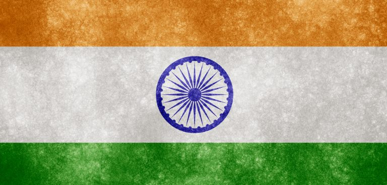 IndiaFlag, cc Flickr Nicolas Raymond, modified, http://freestock.ca/flags_maps_g80-india_grunge_flag_p1037.html, https://creativecommons.org/licenses/by/2.0/