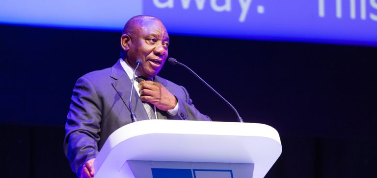 Ramaphosa3, cc Flickr ITU Pictures, modified, https://creativecommons.org/licenses/by/2.0/