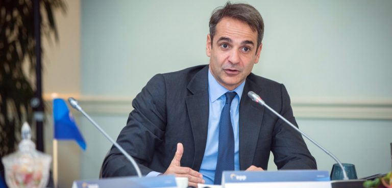 Kyriakos Mitsotakis, cc European People's Party, modified, https://commons.wikimedia.org/wiki/File:A23A8701_(43572169160).jpg