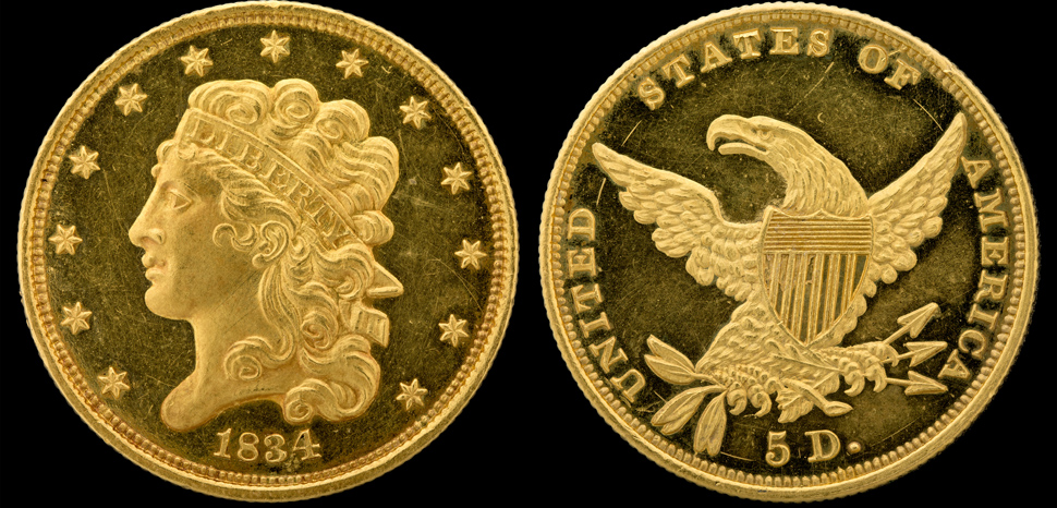 US Mint (coin), National Numismatic Collection (photograph by Jaclyn Nash) - National Numismatic Collection, National Museum of American History