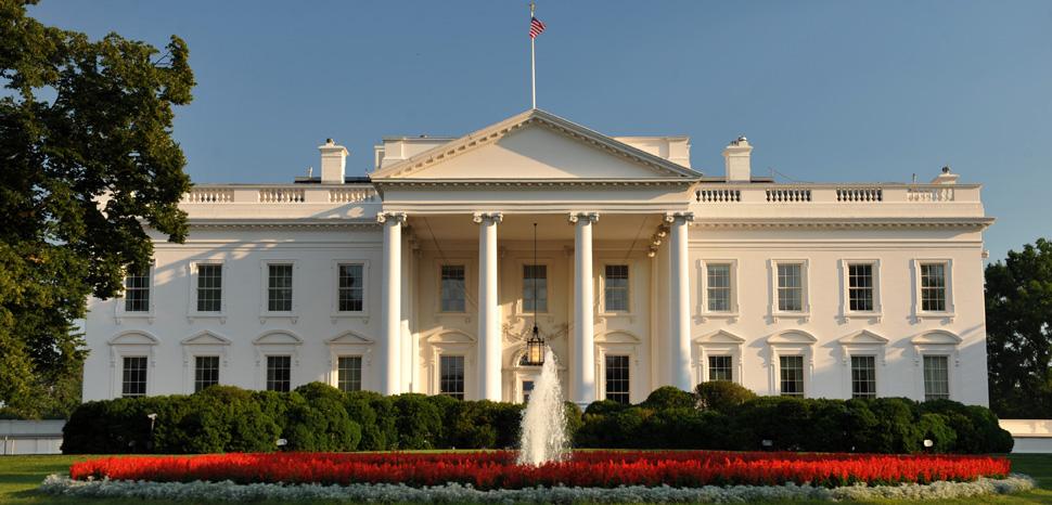 White House Washington, cc Cezary P, modified, https://commons.wikimedia.org/wiki/File:White_House_Washington.JPG