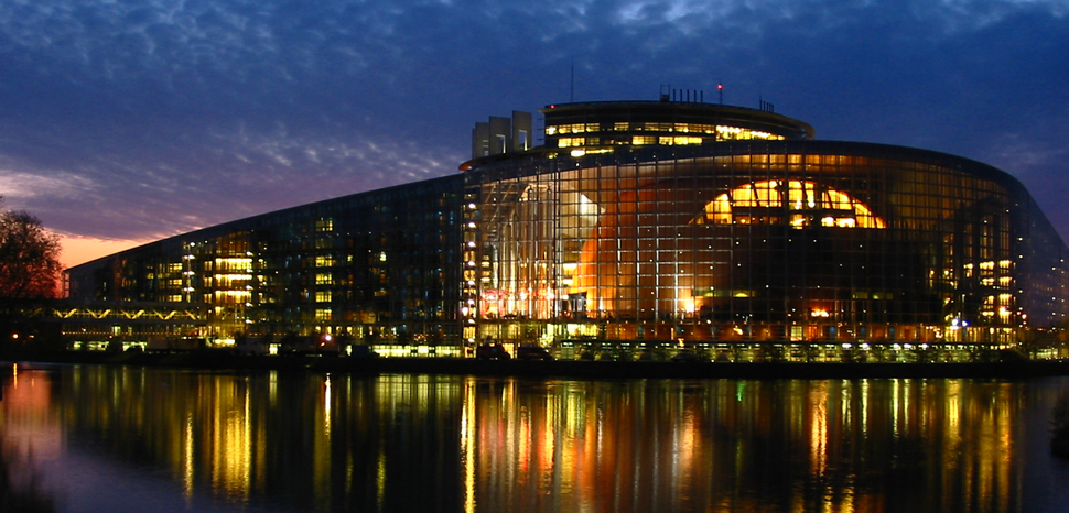 EPBuildingStrasbourg, cc Flickr Cédric, modified, https://creativecommons.org/licenses/by/2.0/