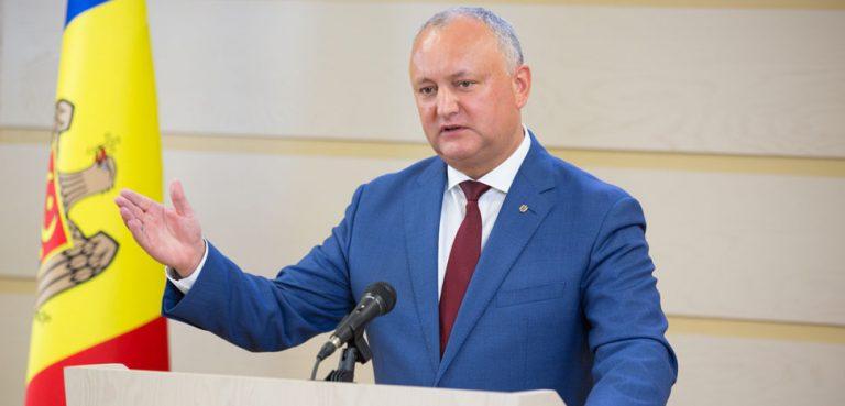 Dodon, cc Flickr Parlamentul Republicii Mold,modified, https://creativecommons.org/publicdomain/mark/1.0/