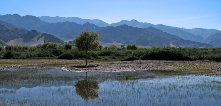 Indus Valley, cc Flickr Karunakar Rayker, modified, https://creativecommons.org/licenses/by/2.0/