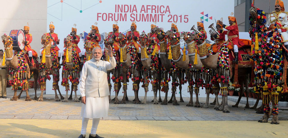 ModiAfrica, cc Flickr Narendra Modi, modified, https://creativecommons.org/licenses/by-sa/2.0/
