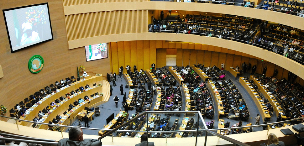 AU 50th anniversary in Addis Ababa, Flickr US Department of State, modified, public domain