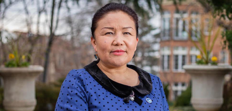 Sayragul_Sauytbay,_Ele_Kazakh_Autonomous_Prefecture, cc US Gov - Secretary of State's photographer, public domain, https://commons.wikimedia.org/wiki/File:Sayragul_Sauytbay,_Ele_Kazakh_Autonomous_Prefecture.jpg
