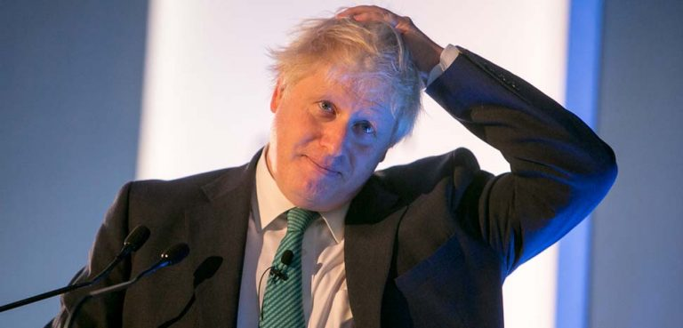 Boris Johnson, cc Flickr Chatham House, modified, https://www.flickr.com/photos/chathamhouse/