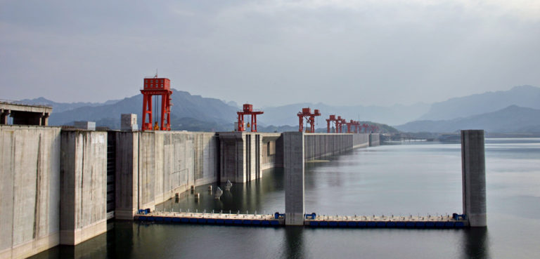 China's Three Gorges Dam, cc Dan Kamminga from Haarlem, Netherlands, modified, https://commons.wikimedia.org/wiki/File:Three_Gorges_Dam.jpg