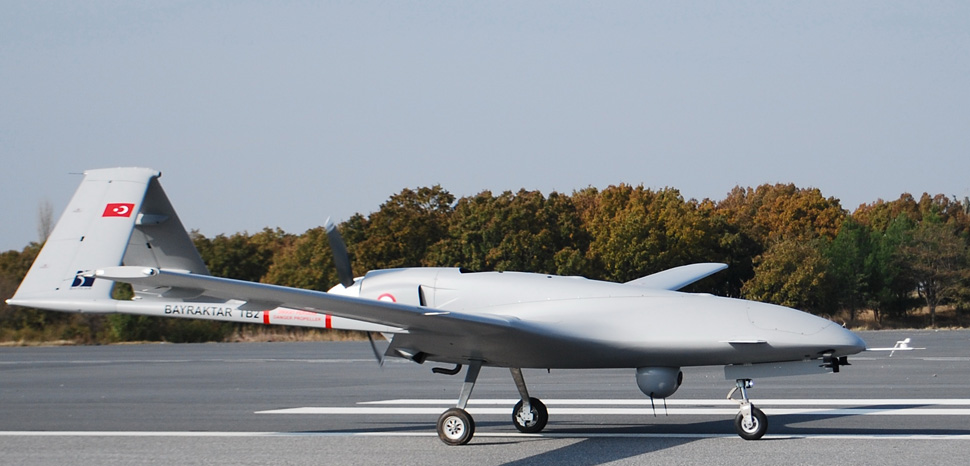 """Rise of a """"Drone Superpower?"""" Turkish Drones Upending Russia's Near Abroad  