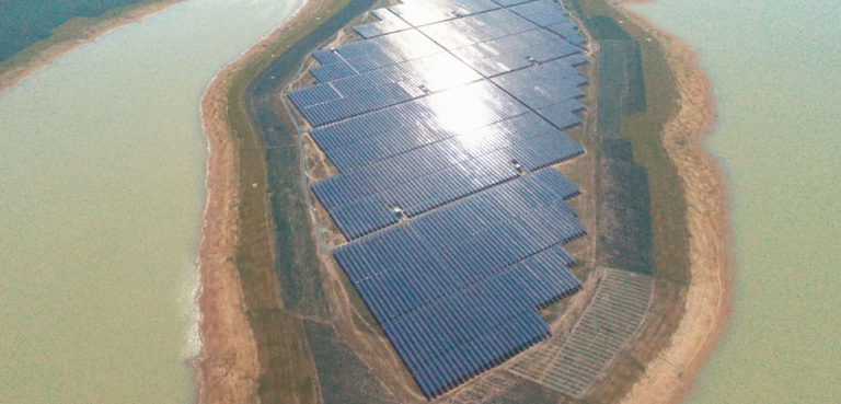 Overall view of Dau Tieng Solar Power Project, Vietnam, cc WikiCommons TammyLe, modified, https://commons.wikimedia.org/wiki/File:DAU_TIENG_PROJECT_BIRDSIGHT.jpg
